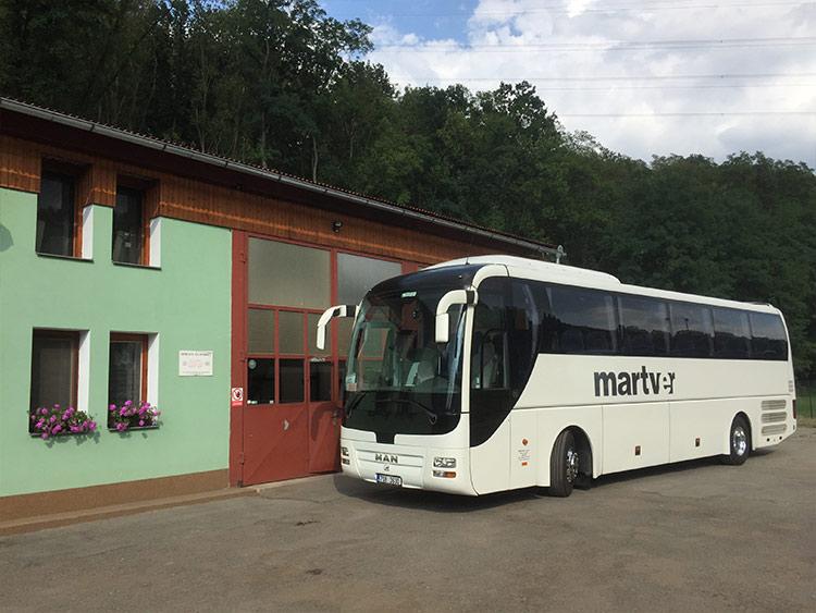 Autobus Man Coach