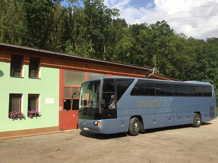 Autobus Mercedes Turismo